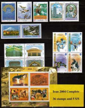 <font color=red>2004 Complete Year Set. </font> Click for more
