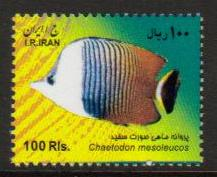 "Scott #2984, Fish definitive, 0100 Rial<p> <a href=""images/Iran-Scott-2984.jpg"">   <font color=green><b>View the image</b></a></font>"